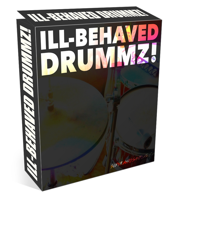 Ill-Behaved Drummz! - Free Drum Kit