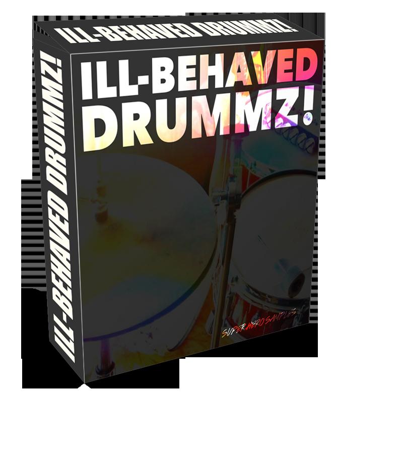 Ill-Behaved Drummz! - Free Drum Kit