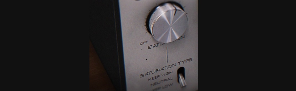Softube Saturation Knob - SuperHeroSamples 1