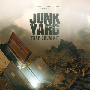 The Producers Choice - Junkyard Trap Drum Kit