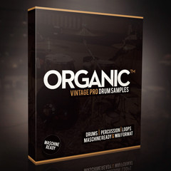 Hip Hop Samples - Organic Drum Kit