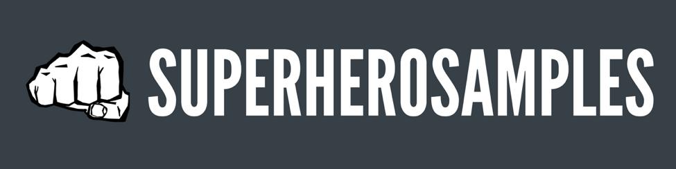 SuperHeroSamples