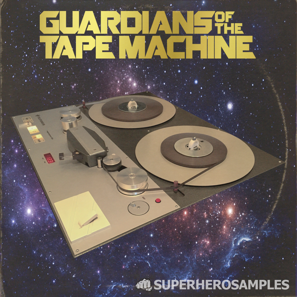 GUARDIANS OF THE TAPE MACHINE