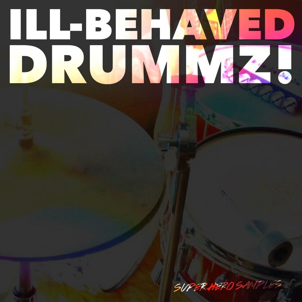 Ill-Behaved Drummz - Free Hip Hop Drum Kit