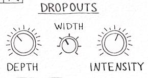 Sketch Cassette - Dropouts