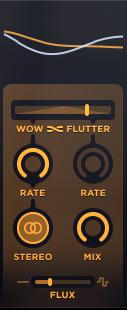 XLN Audio RC-20 Retro Color Wobble Module