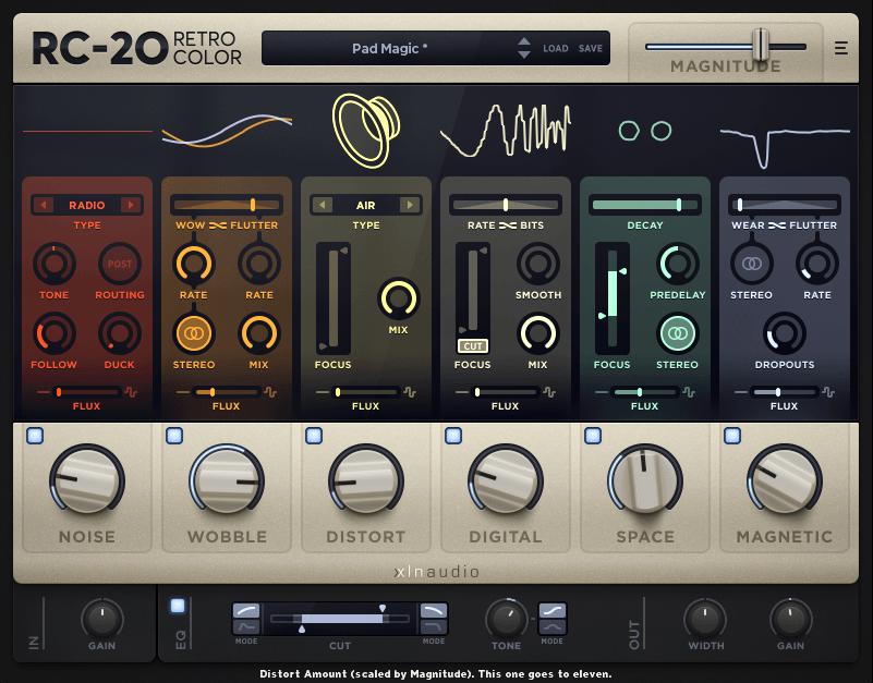 XLN Audio RC-20 Retro Color Overview