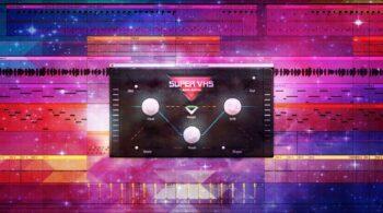 Baby Audio Super VHS 1980s LoFi Plugin
